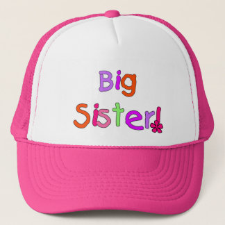 Big Sister T-shirts and Gifts Trucker Hat