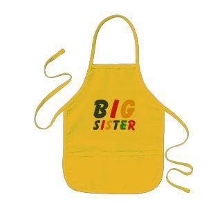 Big Sister T-Shirts Gift Aprons
