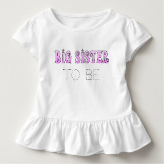 Big Sister To Be Announcement Dress