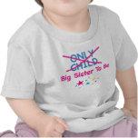 Big Sister To Be T Shirt