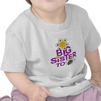 Big Sister To Be! T Shirts