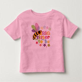 Big Sister-to be Toddler Bodysuit