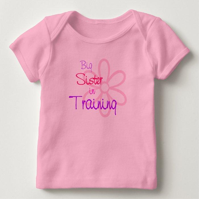 big sister training baby T-Shirt