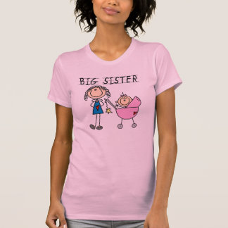 Big Sister with Little Sis Tshirts