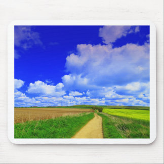 Big Skies Mouse Mat