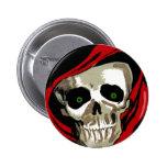 Big Skull 6 Cm Round Badge
