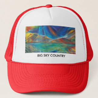 Big Sky Country Layers Trucker Hat