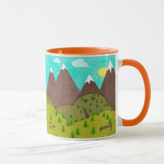 Big Sky Country Mug