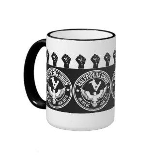 Big Sky Halfpipers Union Ringer Mug