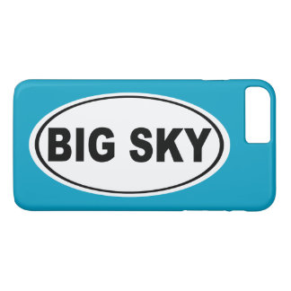 Big Sky Montana iPhone 8 Plus/7 Plus Case