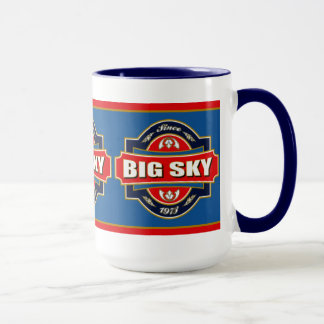 Big Sky Old Label