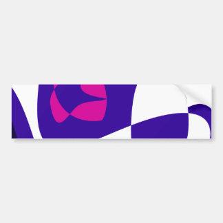 Big Smile 2 Bumper Sticker