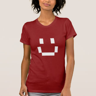 Big Smile Pixel T-Shirt
