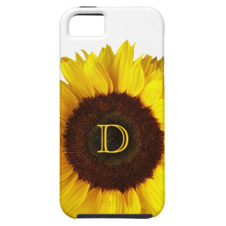 Big Smile/Yellow Sunflower Tough iPhone 5 Case