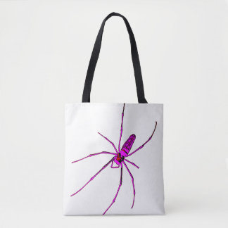 Big Spider Tote Bag