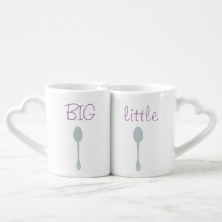 Big Spoon & Little Spoon couples mug