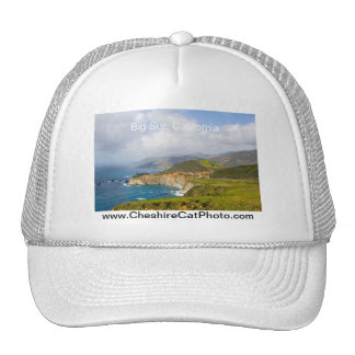 Big Sur 0033 California Products Mesh Hat