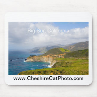 Big Sur 0033 California Products Mouse Pad