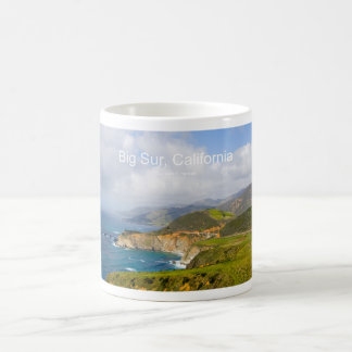 Big Sur 0033 California Products Mugs