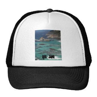 BIG SUR California Trucker Hat
