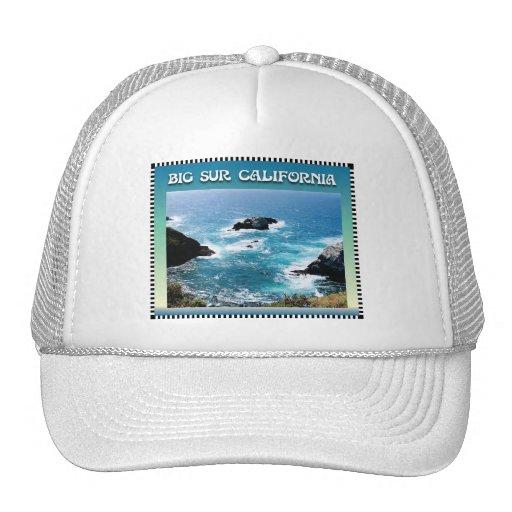 Big Sur California Hats