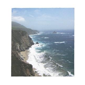 Big Sur California Notepad