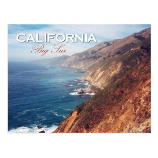Big Sur, California Postcard