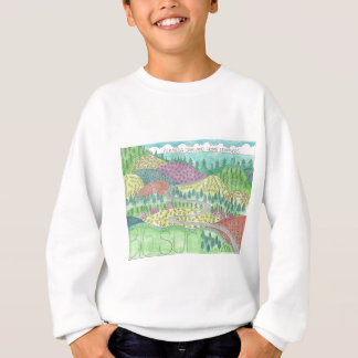 Big Sur Camping Trip 2016 Sweatshirt