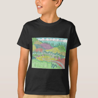 Big Sur Camping Trip 2016 T-Shirt