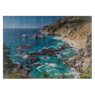 Big Sur Coastline,West Coast,Pacific Coast Cutting Board