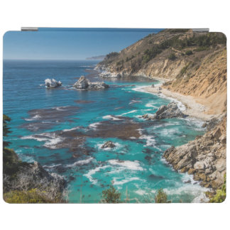 Big Sur Coastline,West Coast,Pacific Coast iPad Cover