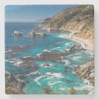 Big Sur Coastline,West Coast,Pacific Coast Stone Coaster
