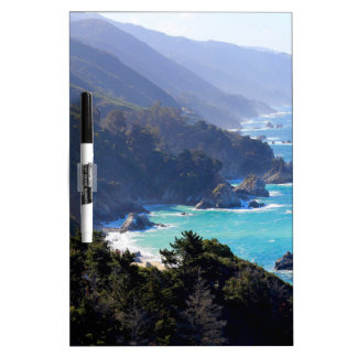 Big Sur Dry Erase Board
