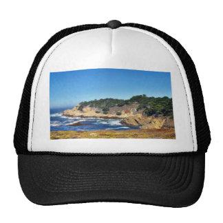 Big Sur Ocean Coastlines 4 Hat