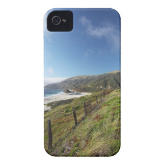 Big Sur perfection where the mountains roll iPhone 4 Case