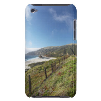 Big Sur perfection where the mountains roll iPod Touch Case