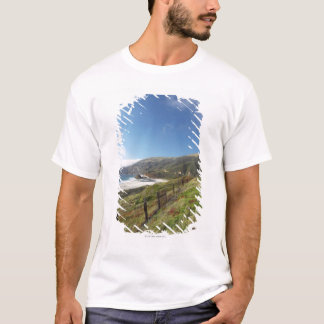 Big Sur perfection where the mountains roll T-Shirt