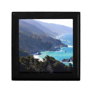 Big Sur Small Square Gift Box