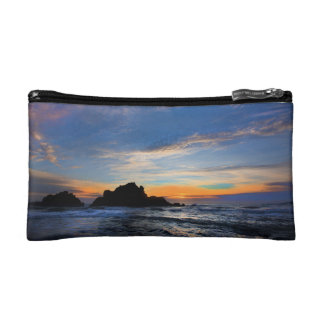 Big Sur Sunset Cosmetic Bag