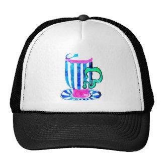 big tea cup cap