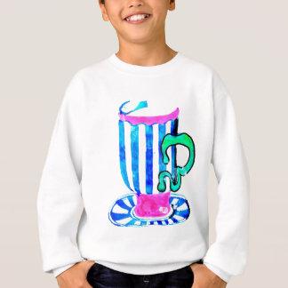 big tea cup sweatshirt