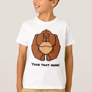 Big Teddy Bear Kids' T-Shirt