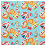 Big Top Circus Fabric