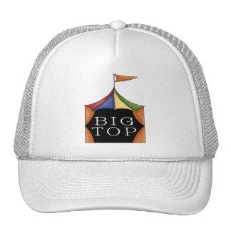 Big Top Circus Tent Cap