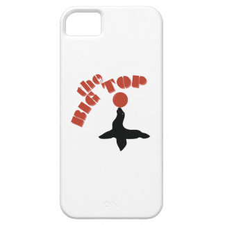Big Top Seal iPhone 5 Covers