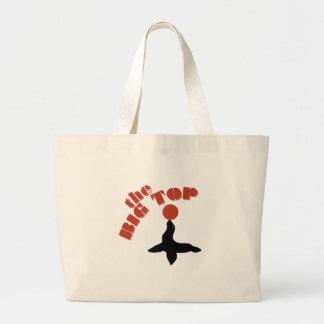 Big Top Seal Jumbo Tote Bag