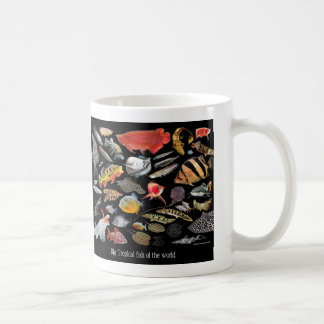 Big Tropical fish of the warld Coffee Mug