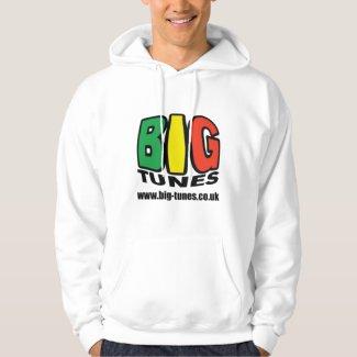 BIG TUNES Men's Hooded Sweatshirt
