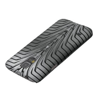 Big tyre print galaxy s5 cover