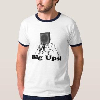 Big Ups! Blue T-Shirt